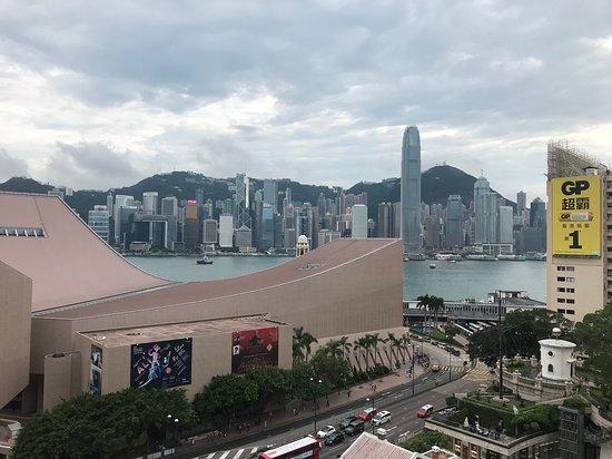 Posizione fantastica per visitare  Hong Kong