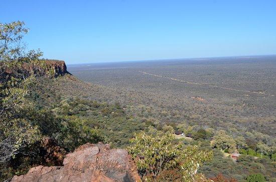 Waterberg Plateau Park, ناميبيا: Vu depuis le plateau