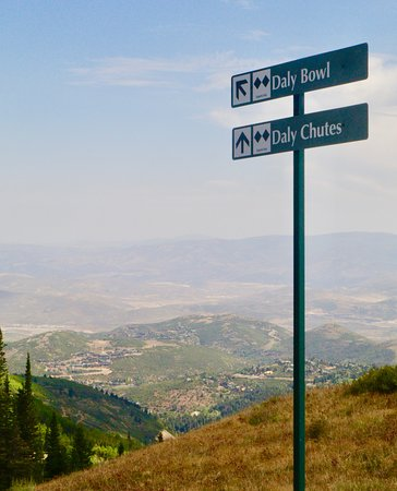 Deer Valley Resort: Daly Chutes