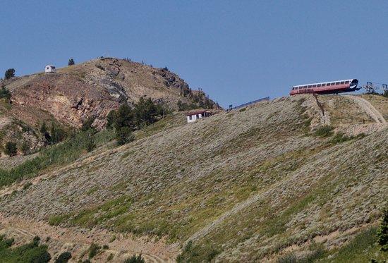 Deer Valley Resort: Empire Express lift