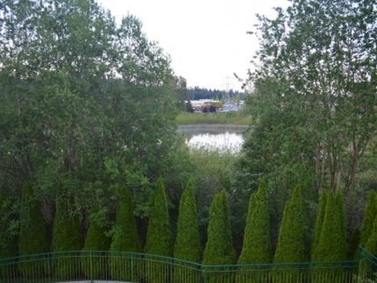 Totem Lake Hotel: View from Guest Room