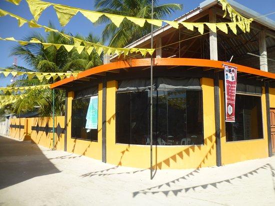 Mathiveri Island: ESTERNO
