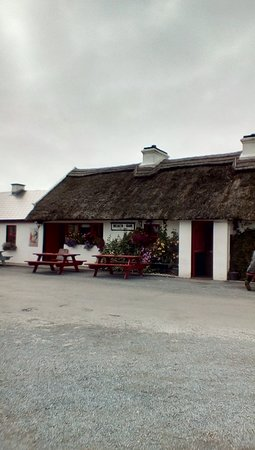Aughris, Irlandia: Beach bar