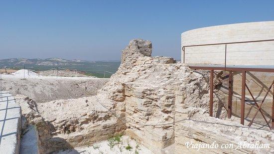 Cerro del Castillo: Castillo de Aguilar de la Frontera
