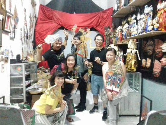Makutharama Puppet Studio