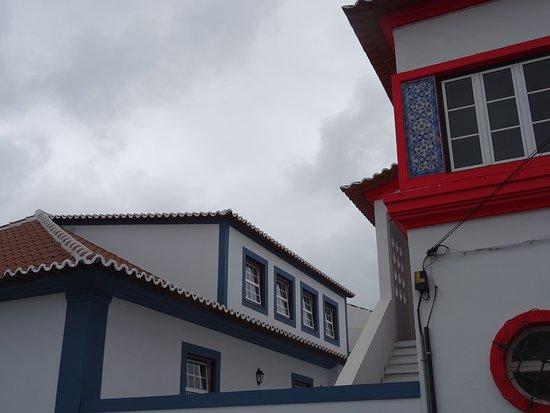 Praia da Vitoria Old City: Tetti