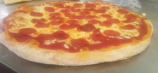Ilion, NY: Pepperoni