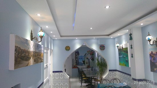 Bodrum kebab nouvelle déco - Picture of snack bodrum, Saint-Omer ...