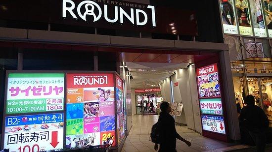 Round One, Ikebukuro