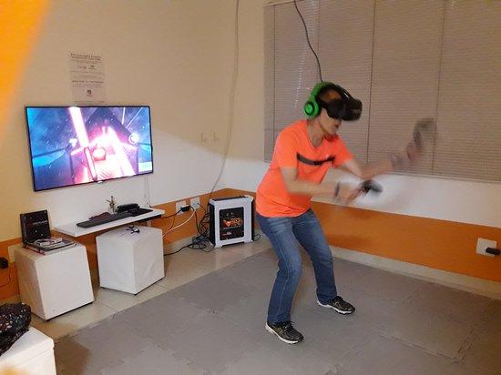 VR GAMER - Realidade Virtual