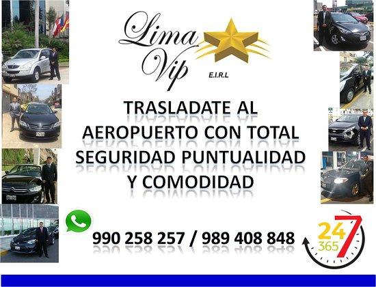 Lima Vip Remisse