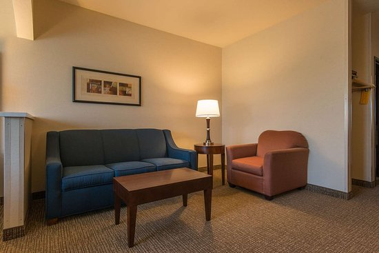 Springfield, Oregon: King suite