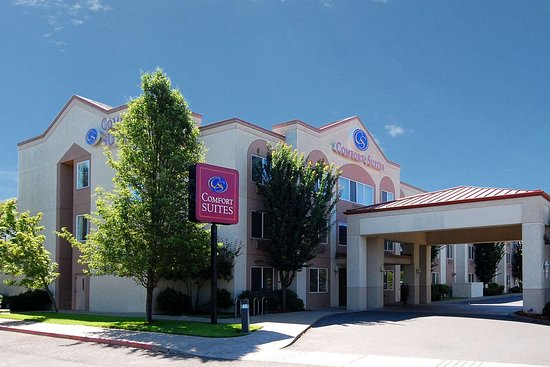 Springfield, Oregon: Hotel exterior