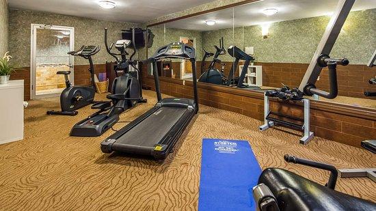 Best Western Regency House Hotel: Fitness Center