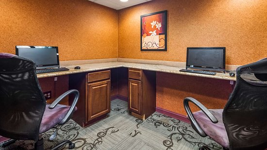Best Western Regency House Hotel: Business Center