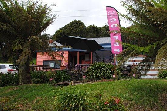 Tullah, Australien: Great Coffee, Best in Tasmania