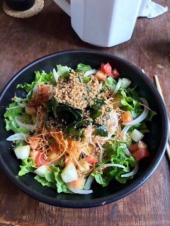 Kintaro: Seaweed salad