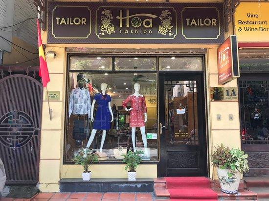 Hoa Fashion