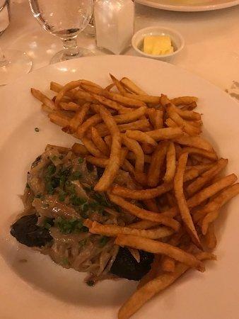 Restaurant Holder: Skirt Steak