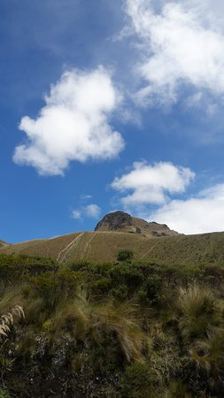 Imbabura Province, Ecuador: Fuya Fuya Vulcano