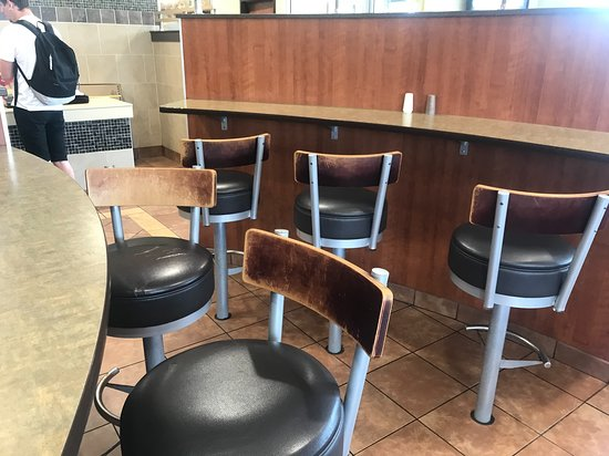 Counter Height Inside Seating Picture Of Mcdonalds Hammonton