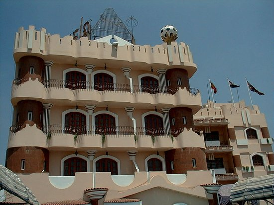 Tanta, Ai Cập: Highway hotel