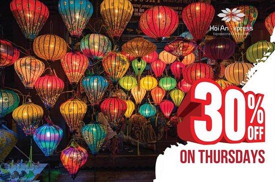 Half-Day Lantern Making in Hoi An City