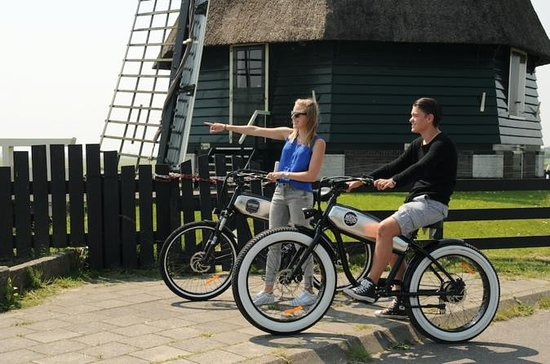 E-fatbike utleie Volendam...