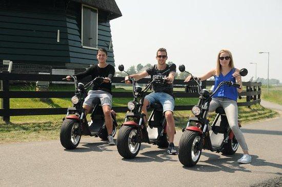E-chopper utleie Volendam - Landsbyen...