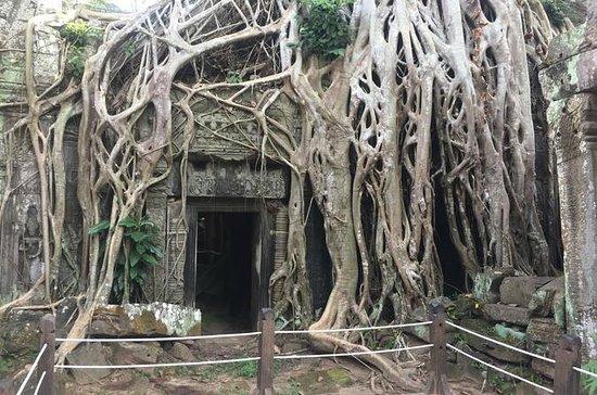 Siem Reap Angkor 2-dagars turné