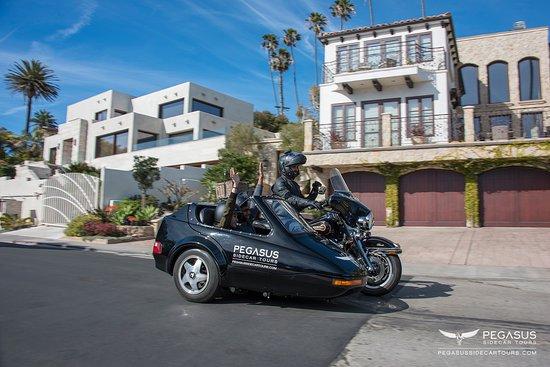 Pegasus Sidecar Tours