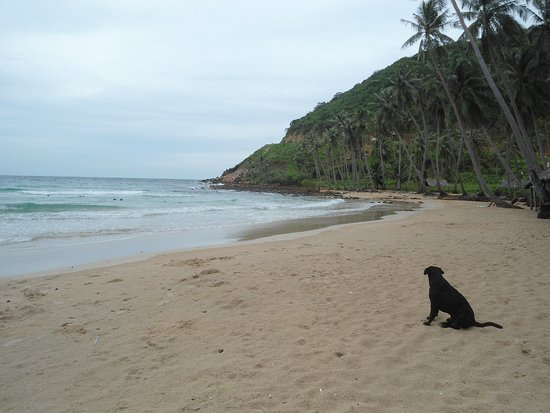 Nam Du Island, Vietnam: bãi cát