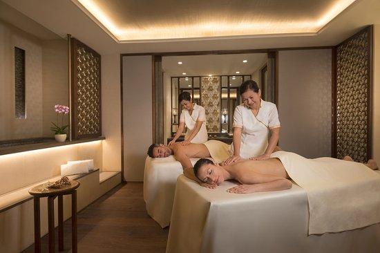 The Ritz-Carlton, Millenia Singapore: Spa