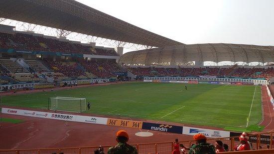 Wibawa Mukti Stadium