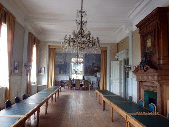 Salle du Commandement Unique