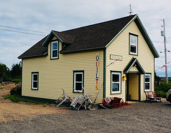 Herring Cove Art Gallery and Studio.