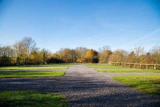 Dilton Marsh, UK: The Touring Field