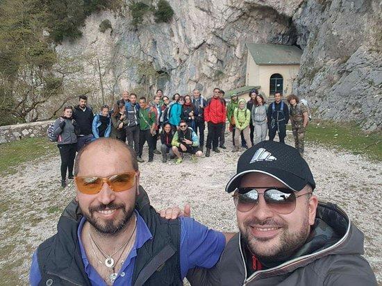 Hirpo Escursioni: Grotta del SS Salvatore
