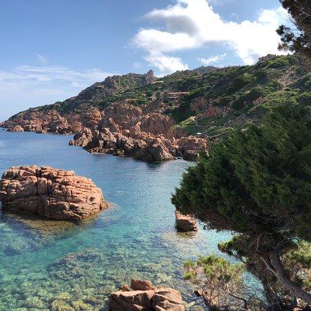 Costa Paradiso, Italie : La Sorgente