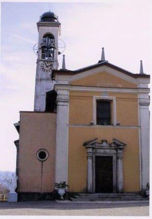 Comabbio, Itália: S Giacomo Apostolo