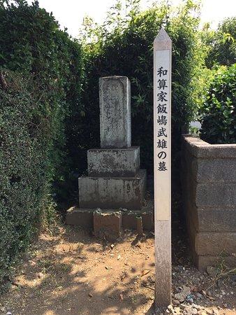 Wasanka Iijima Takeo's Tomb