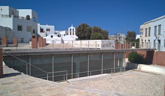 Mitropolis On-Site Museum