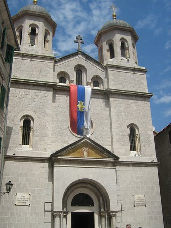 St. Nikola Church : The church
