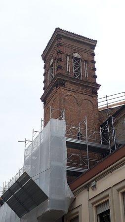 Guastalla, อิตาลี: il campanile