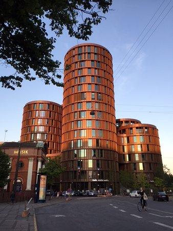 Copenhagen Region, Dinamarca: Axel Towers - Copenhagen
