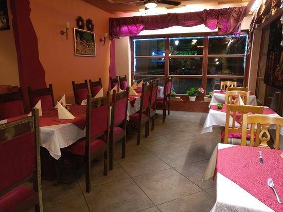 Freyung, Германия: Indische Restaurant Bombay bellpiatto