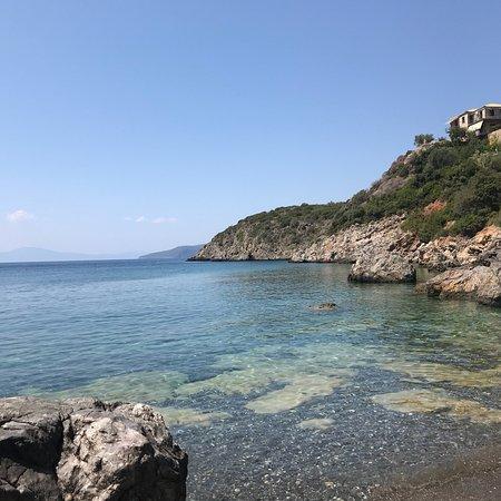 Delfinia beach