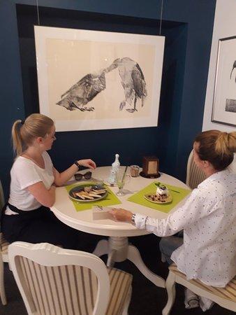 Art Cafe Saulesgalerija