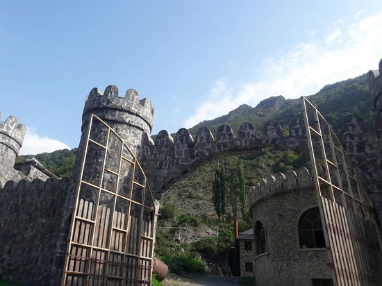 Qakh, أذربيجان: Qakh