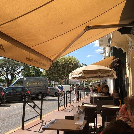Potiniere du palais cannes fotos n mero de tel fono y restaurante opiniones tripadvisor - Restaurante merimee ...